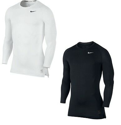Nike Men's Pro Cool Long Sleeve Compression Training Shirt NWT 703088
