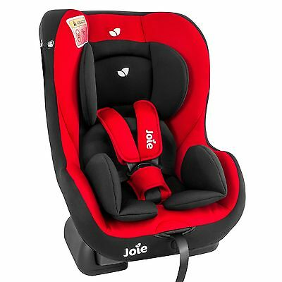 Joie Baby/Child/Kid Tilt Group 0+/1 Car Seat, Ladybird Red