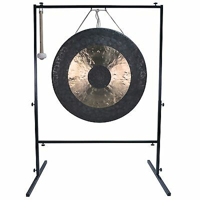 "34"" Chau Gong on Wuhan Gong Stand with Mallet"