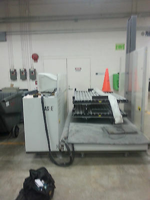 AS&E Pallet Cargo X-ray Scanner Security Inspection Scanner x ray