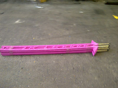 20 x Pink 3ft Electric Fence Posts