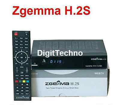 2016 ZGemma Star H.2S Twin Tuner with 24 Month Gift Warranty PLUG AND PLAY