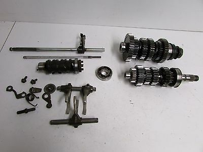 Yamaha YZF600R YZF 600 R Thunder Cat 1998 Complete Gear Box Gearbox