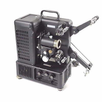 Cine projector 9.5mm/16mm dual carriage - Made by Ditmar in Austria