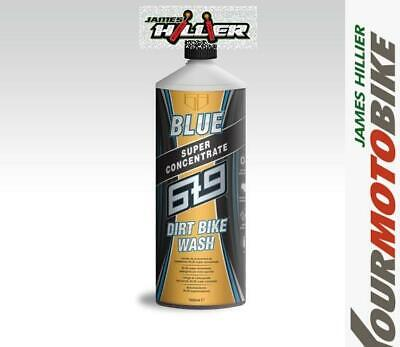 6t9 BLUE Super Concentrate Dirt Bike Wash Enduro, Trials, MX, Motorcycle Cleaner