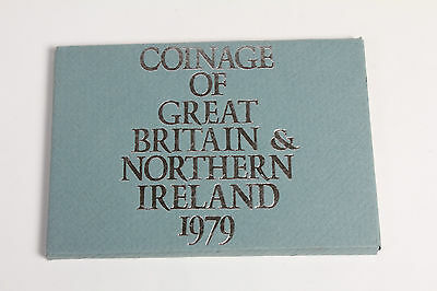 The Decimal Coinage of Great Britain and Northern Ireland Proof set 1979