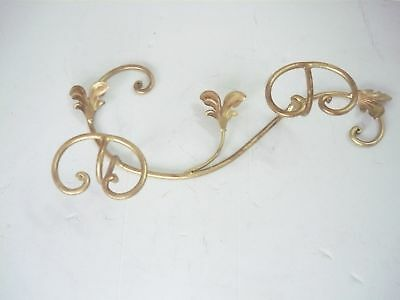 COAT RACKS a 2 places wrought iron ORO ANCIENT