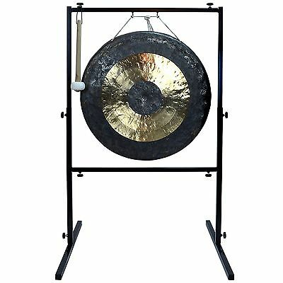"26"" Chau Gong on Wuhan Gong Stand with Mallet"