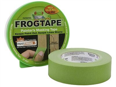 Frog Tape - Multi-Surface Painter's Masking Tape - Green