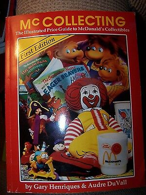 McDonald's McCollecting Illustrated Guide to McDonald's Collectibles