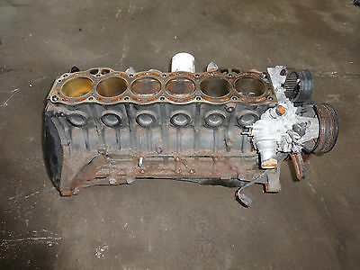 1999 - 2004 Lexus Is200 Engine Block Bottom End Vgc Low Mileage Free Post