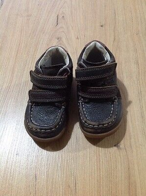 Baby Boys Clarks Shoes - Infant Size 4