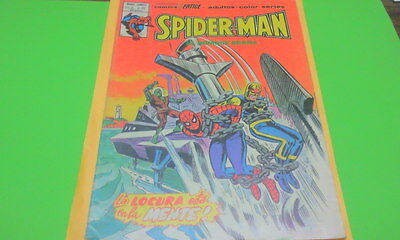 Spiderman Mundi Comics (Vertice) Vol. 3    Num. 65  1980   Buen Estado.