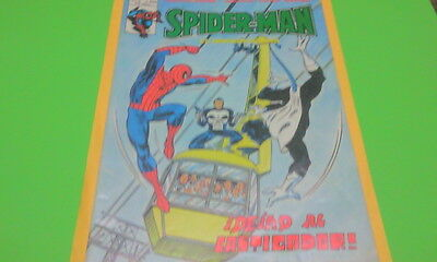 Spiderman Mundi Comics (Vertice) Vol. 3    Num. 63-G  1979   Buen Estado.