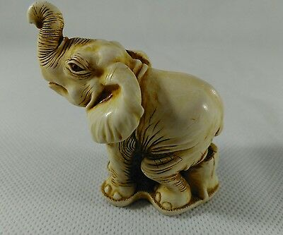 Harmony Kingdom 'francis' Elephant  With Box 1999 Scarce