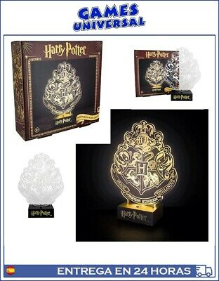 Lampara ambiente Harry Potter Hogwarts