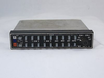 King KMA-24 Audio Panel PN 066-1055-03 SN 11532, Guaranteed