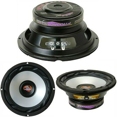 Coppia Diffusori Woofer 16,5 Cm 165 Mm 6,5 Pyramid Wx65X 300 Watt Rms Auto Car