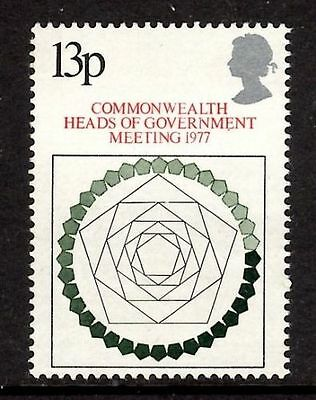 SG1038 1977 HEADS OF GOVERNMENT 1v Unmounted Mint