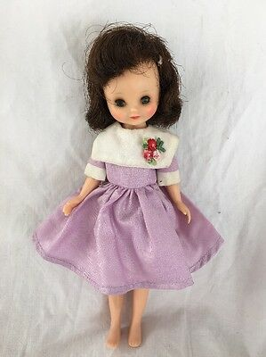 Vintage Lavender Doll DRESS & PANTIES Fits Skipper BETSY McCall PEPPER