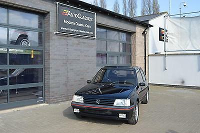 Peugeot 205gti, 55,000 miles, 3 owners, service history
