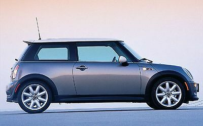 Mini Cooper And Cooper S Workshop Manual Cd 2002-2008