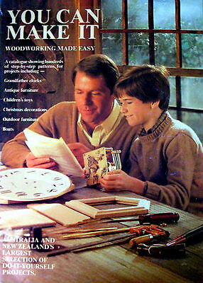 Catalogue 1989 U-Build Enterprises  - YOU CAN MAKE IT  - Woodworking Made Easy