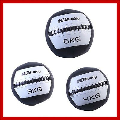 Wall Ball 9 Kg - Medicine Ball - Weighted Ball