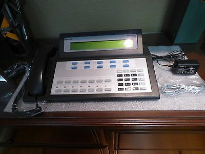 MITEL SUPERCONSOLE 1000 P/N 9189-000-301-NA- MINT CONDITION backlit with power