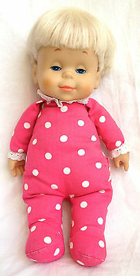 """Vintage 1984 Mattel Drowsy Classic Collection 14"""" Talking Doll - EUC!"""