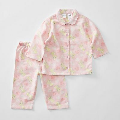 NEW Disney Baby Miss Bunny Flannelette Pyjama Set