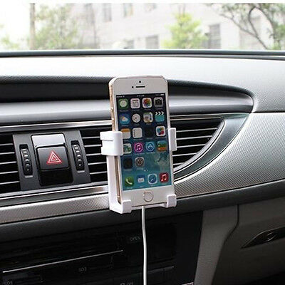 Universal Stand Car Air Vent Mount Holder GPS Accessories Stand For Mobile Phone
