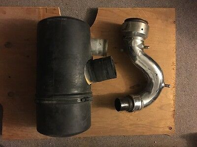 rxp gutted water box and modified j pipe exhaust