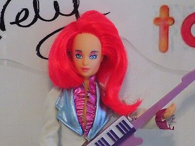 1986 Hasbro Jem and the holograms - Kimber doll - EXCELLENT CONDITION