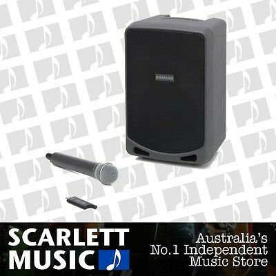 Samson Expedition XP106w Rechargeable Portable PA w' Mic Speaker *BRAND NEW*