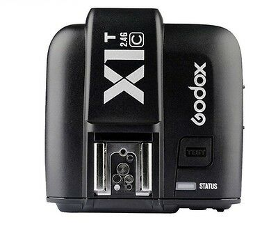 US Godox 2.4G X1T-N i-TTL Wireless Flash Speedlite Single Transmitter for Nikon