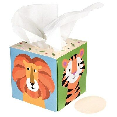 dotcomgiftshop COLOURFUL CREATURES BOXED TISSUES