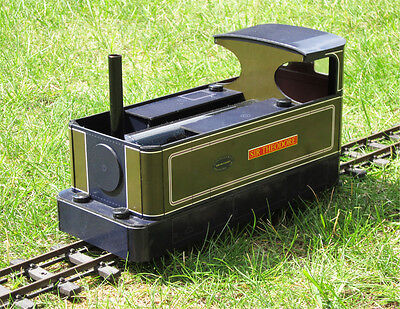 16mm SM32 or G scale garden railway Locolines 'Sir Theodore' FULL KIT
