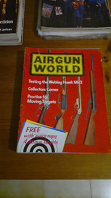 Airgun World Complet 1977 1982+7 From1983