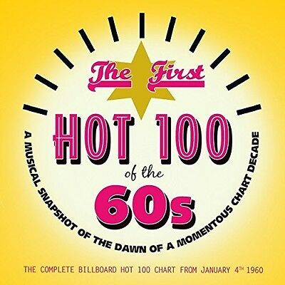 Various Artists - First Hot 100 Of The '60s / Various [New CD]