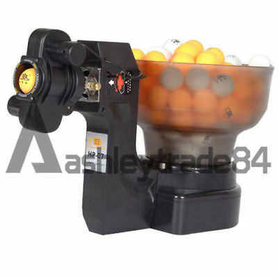 HP-07 Ping Pong Automatic Ball Machine Table Tennis Robots Ball Machines 220V