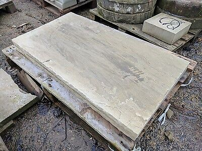 Natural Yorkshire Stone - Fireplace Riven Hearth