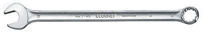 Gedore 6080170 Combination spanner, extra long 9 mm