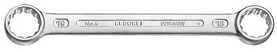 Gedore 6055060 Flat ring spanner 20x22 mm