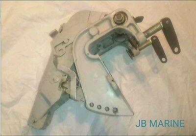 Evinrude Johnson OMC 5 6 8 hp Transom Bracket Stern Clamp Mount 324573 Outboard