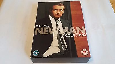The Paul Newman Collection (5 Disc Box Set) DVD