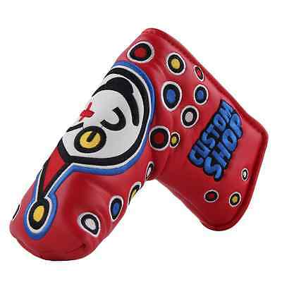 Golf Putter Cover Protect Headcover For Blade Titleist Callaway Taylormade Ping
