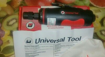 Universal Air Tools Ut5721 6Mm Collet Die Grinder Metal Finishing And Buffing