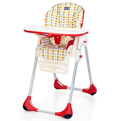 Chicco Polly Easy Highchair in Sunrise