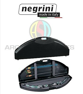Negrini Hard Case For Archery Compound Bows Model 4680